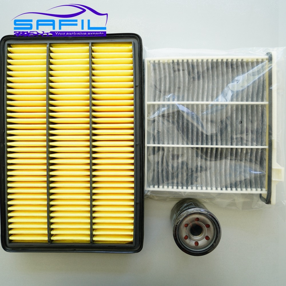 Set filters for Mitsubishi Pajero V73 / V77 / V93 / V97 MD404850 7803A028 MD135737 0